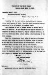 Batavia letter