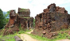 cham ruins