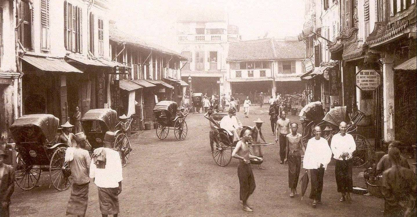 A Walk Through The Old Neighbourhood Serangoon Gardens Old pictures of singapore history