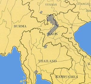 Tai Dam map