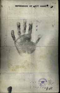 Harry Runa hand 1
