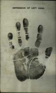 Sam Borneo hand