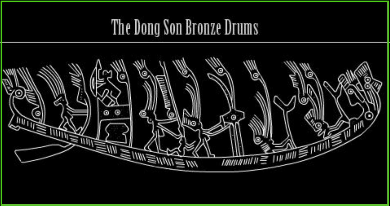 Image result for dongson bronze drums