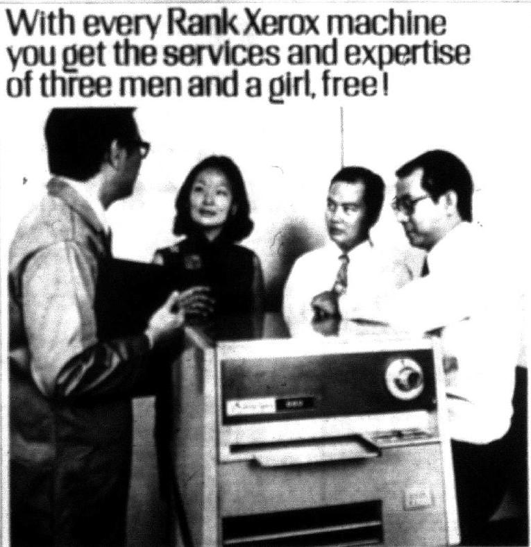 Xerox Machine 2013 Buy a Xerox Machine And Get