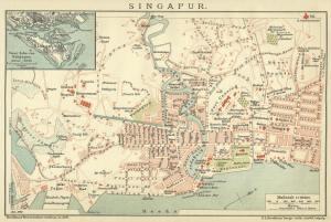 1900 Singapur