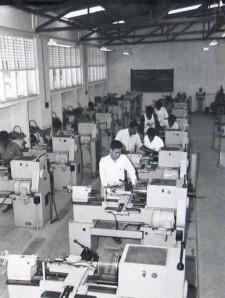 Burma machine