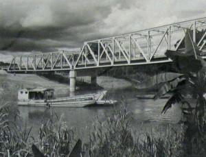 Sarawak bridge