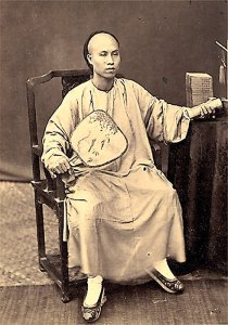 Chinese merchant