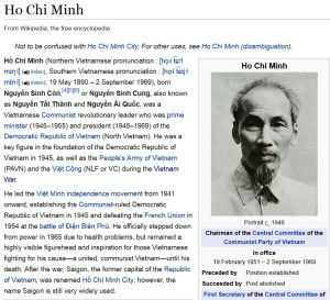 WikiHCM