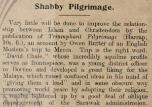 shabby pilgrimage