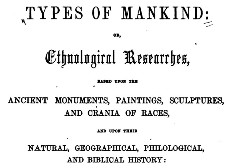 Types of Mankind