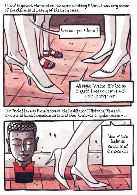 5 High heels in SALLW